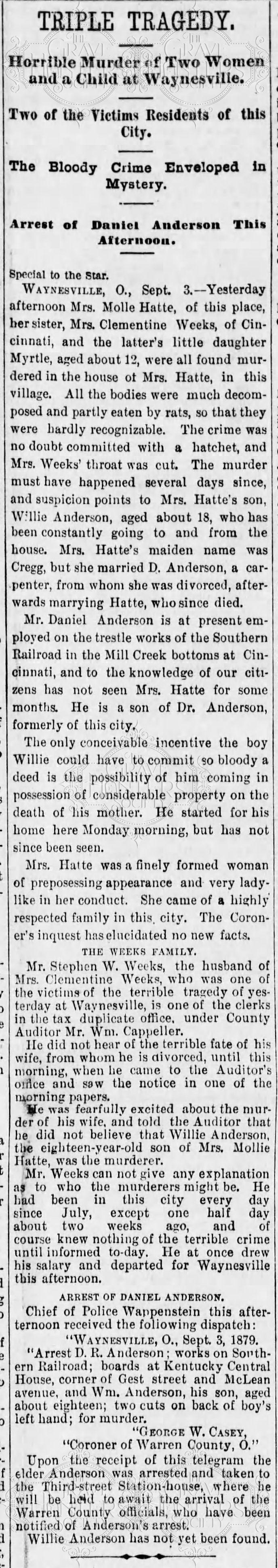The Cincinnati Daily Star 09/03/1879