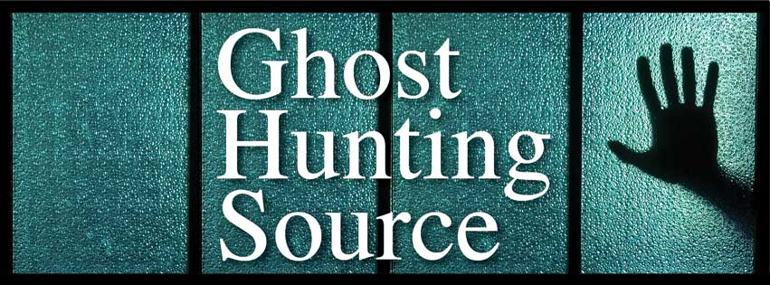 The Ghost Hunting Source Logo