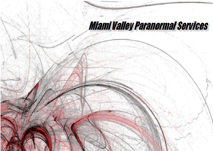 Miami Valley Paranormal Services Logo