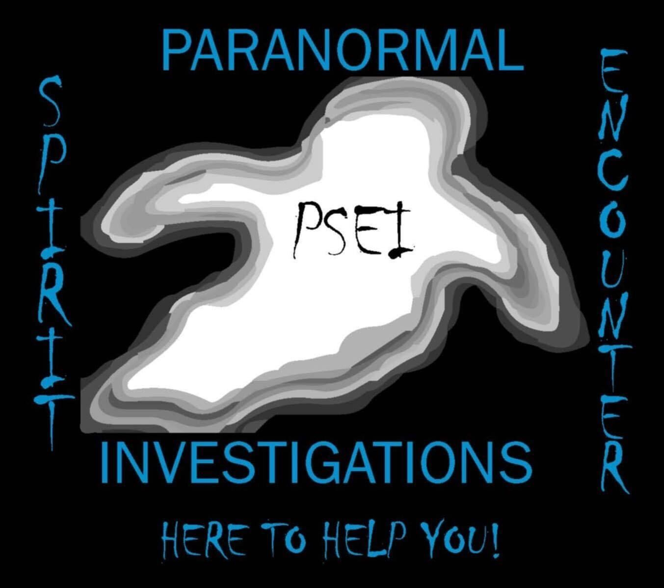 Paranormal Spirit Encounter Investigations Logo