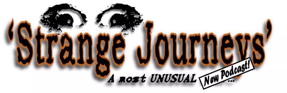 Strange Journeys Logo